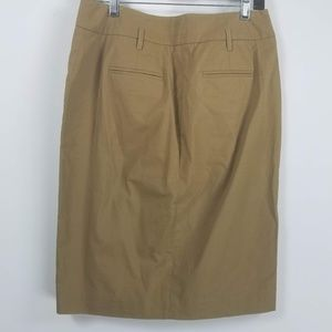 Banana Republic Skirts - Banana republic pencil skirt size 6 tan